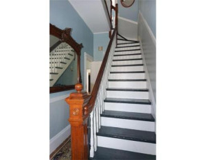 200 Dorchester St Stairwell