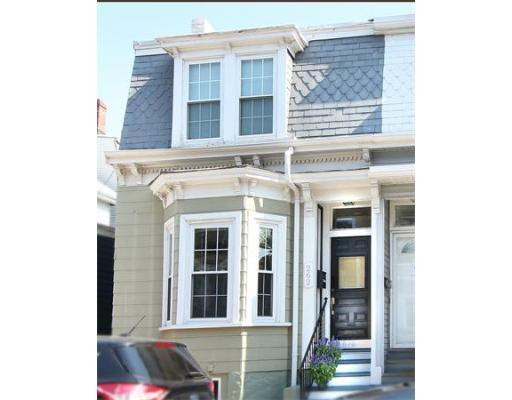 South Boston Attached Home Sold