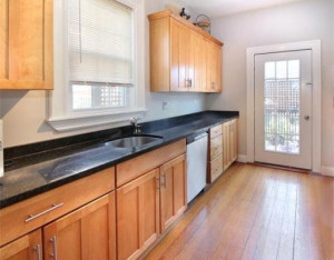 South Boston Home Kitchen